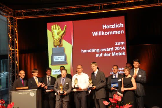 handling award 2014 - Preisverleihung