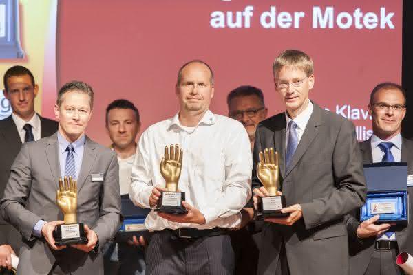 Mobiles selbstnavigierendes Robotersystem: Roboter Scout gewinnt handling award