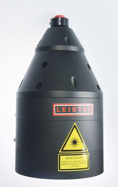 Radial-Optik zum simultan verschweißen von Kunststoff-Bauteilen