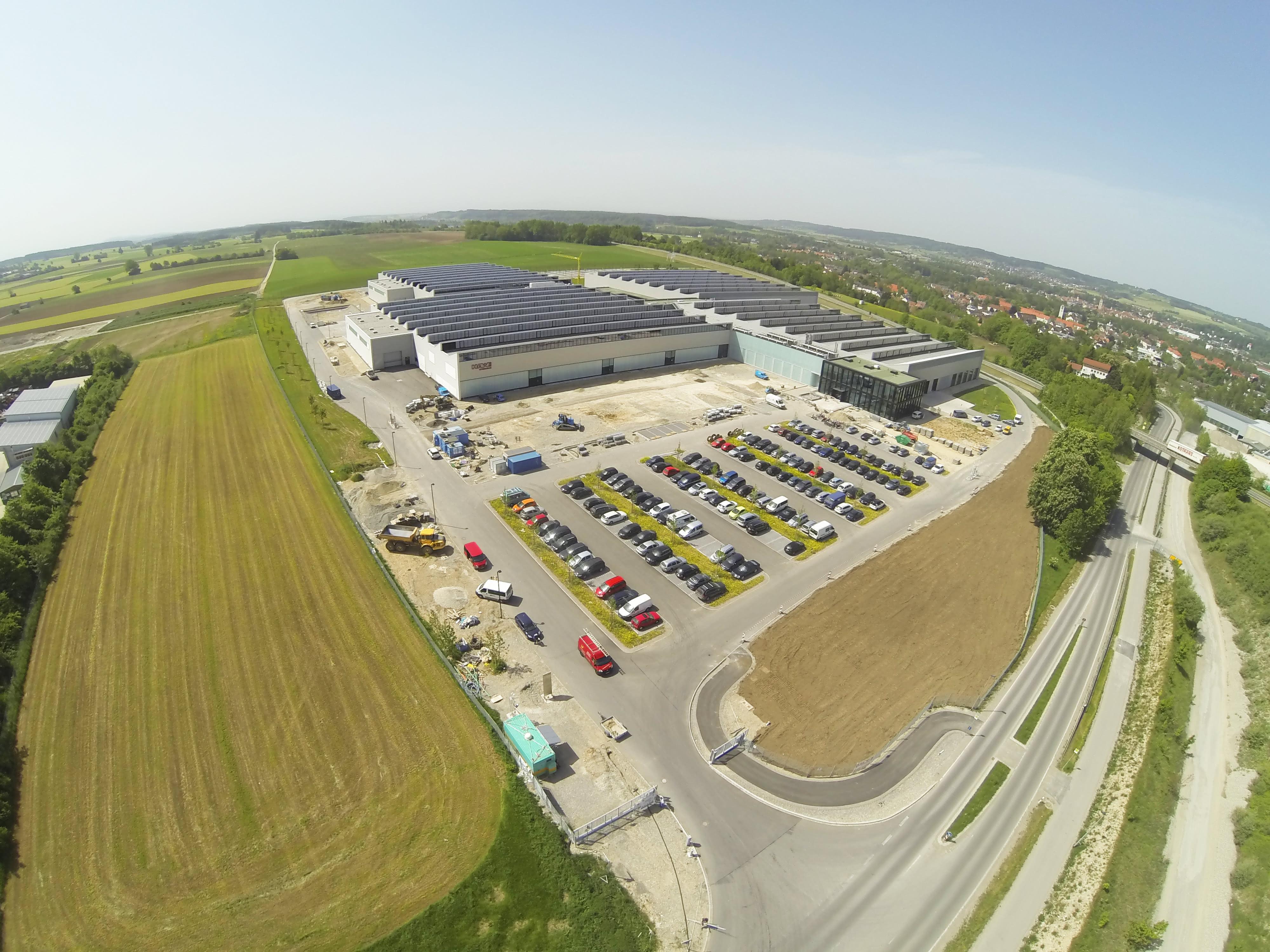 Ingenics plant für HAWE-Hydraulik: Bau nach Fertigung