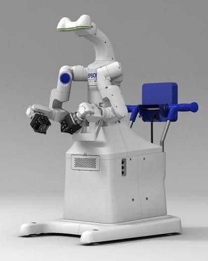 Doppelarmroboter