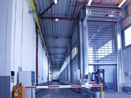 Lagertechnik für spezielle Anforderungen der fleischverarbeitenden Betriebe: Frische-Kost für den Alm-Öhi