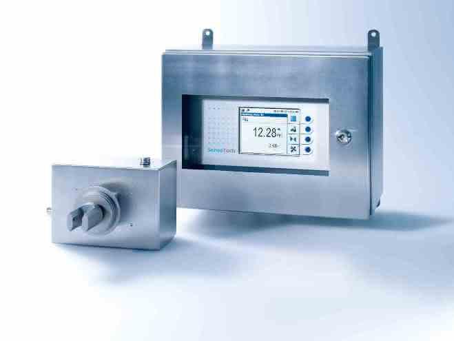 LiquiSonic® Inline-System von SensoTech