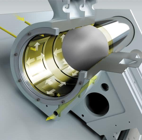 Monforts Werkzeugmaschinen: Neue Baugröße Dreh/Fräs-BAZ