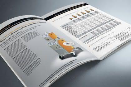 Lichtbogenschweißgeräte: Komplettes Programm in einem Katalog