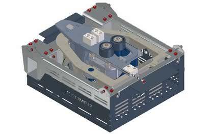 Antriebssystem: Hochleistungssorter effizient antreiben