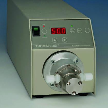 Zahnradpumpe: Mikroprozessorgesteuerte Pumpe