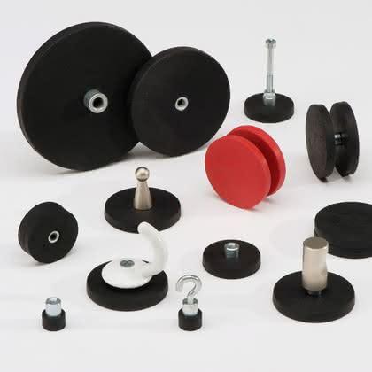 Magnete mit Gummimantel: Werkzeuge ohne Schrammen befestigen