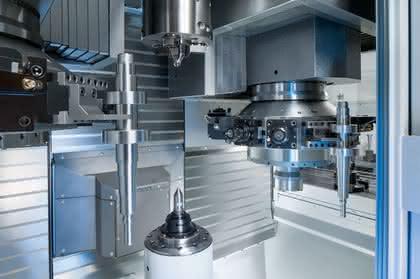 Emag: Vertikaldrehmaschine für die großvolumige Getriebeproduktion
