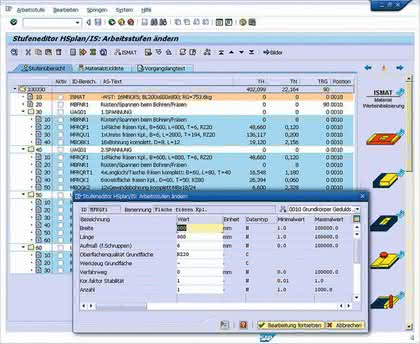 HSI - Technische Dienste: Neue Tools für Planungssoftware
