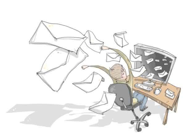 E-Mail Chaos