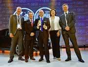 Oberflächentechnik im Automobilbau: BASF erhält Auszeichnung als bester Lieferant von PSA Peugeot Citroën