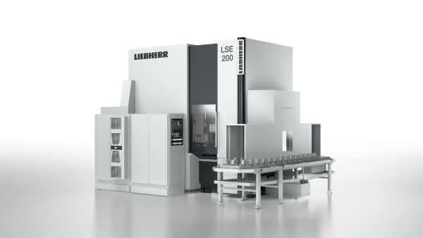 Liebherr-Verzahntechnik: Kleinerer Stoßkopf für LSE-Wälzstoßmaschinen