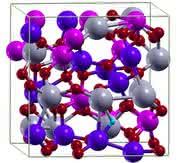 Transparente Oxidschichten: Bessere Touchscreens durch atomare Modelle