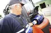 Treibgasbehälter in Sekunden wechseln:: Click-on verleiht der Flasche Tempo