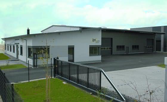 Neues Verwaltungs- und Produktionsgebäude in Niedernberg