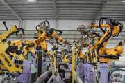 China arbeitet sich an die Weltspitze: Demografie fördert Robotereinsatz