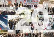 Jubiläum: DMS EXPO zum 20. Mal