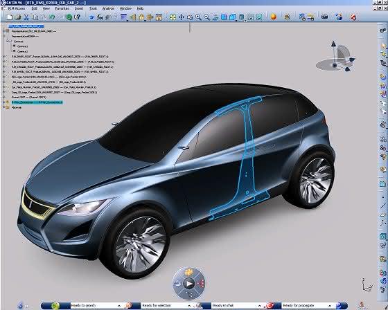 PLM/CAD: BMW setzt bei Elektroauto auf DS-Lösungen