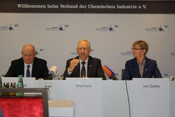 Deutschland bleibt wichtigster Forschungsstandort: Forschungsetat der Chemie knackt 10-Mrd.-Euro-Marke