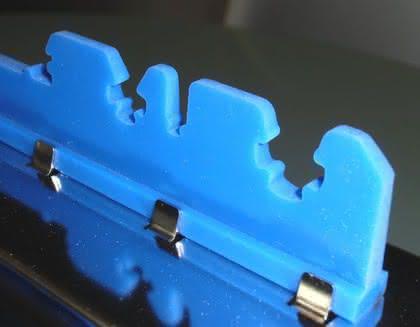 Instrumententrays: Handling ohne Kontakt