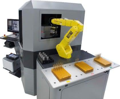 Automationslösung: Vollautomatisch messen