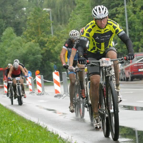 Lapp sponsert Bodensee Megathlon Radolfzell: Mit dem Rennrad zum Pressetermin
