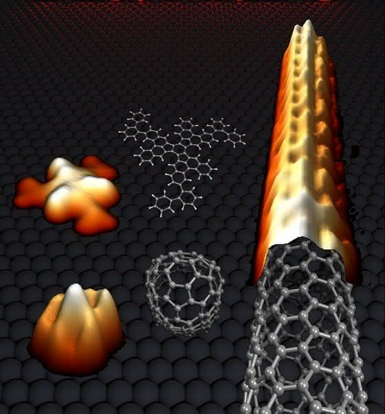 Molekulares Origami: Kohlenstoffnanoröhrchen nach Maß