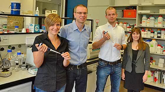 Biochemie: Ein Molekül wie ein Schweizer Armeemesser
