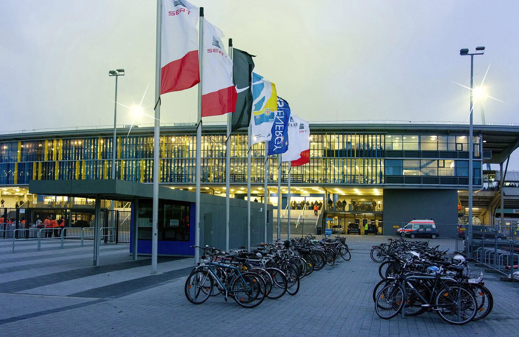 Sicherheitstechnik von Siemens: Braunschweiger Stadion für alle Fälle gewappnet