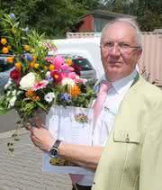Personalie: Horst Linn wurde 70