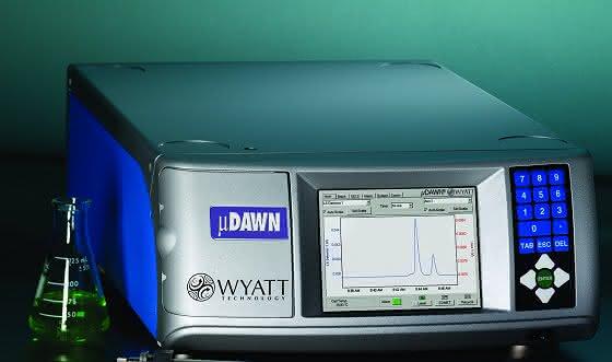 Lichtstreuungs- und RI-Messung: Neue Detektoren für die UHPLC
