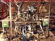 Licht schaltet Licht jetzt noch wirkungsvoller: Optischer Transistor verstärkt das Signal eines Photons um den Faktor 20