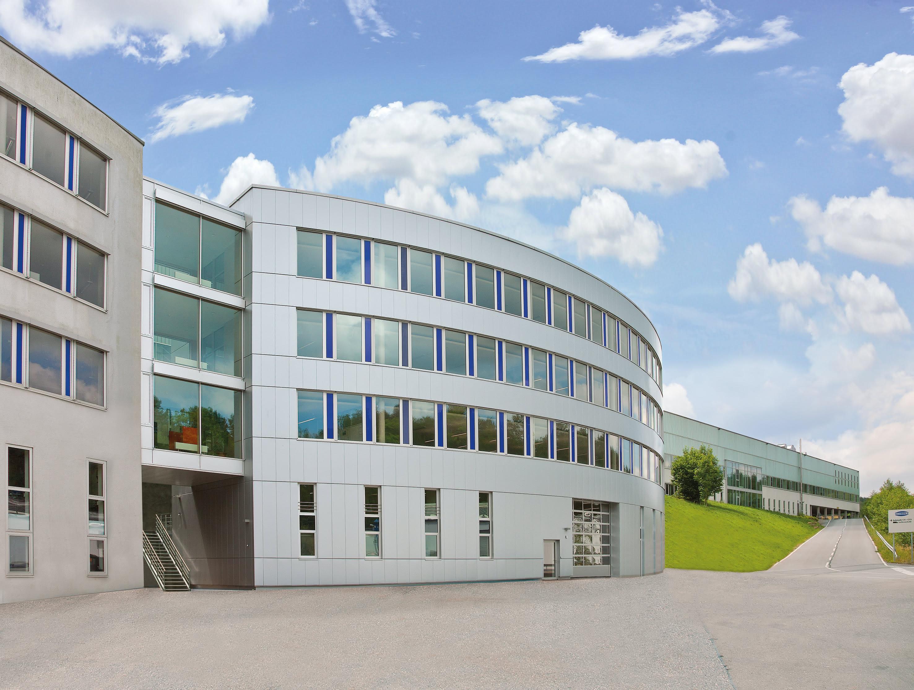 Schmalz will innovativ bleiben: Ein Neubau für die Forschung