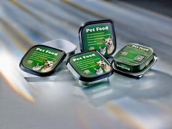 Tiernahrungsverpackungen