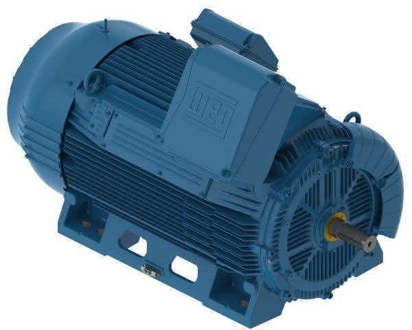 Drehstromasynchronmotoren: Für allgemeine Industrieanwendungen