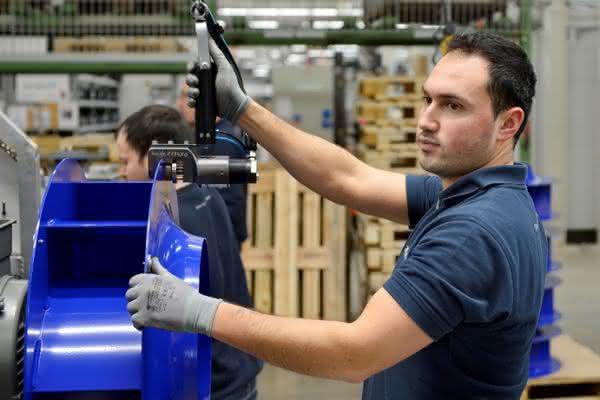 Zeitarbeiter werden Stammmitarbeiter: Mehr Umsatz und Aufträge bei Ziehl-Abegg