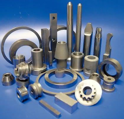 Hartmetall-Bauteile, Werkzeuge und Halbzeuge: Präzisions-Verschleißteile nach Maß
