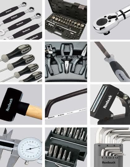 Hand- und Schneidwerkzeuge: Marke mit Tradition