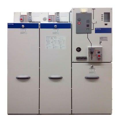 Leistungsschalterfeld: Einsatz in Kompaktstationen