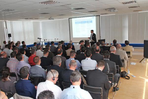 """Mapal Fachtagung """"Dialog"""": Neues Bearbeitungsverfahren für PKW Motoren"""