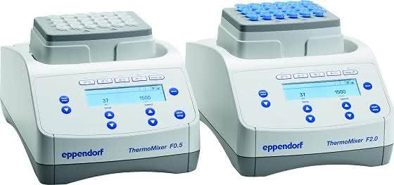 Zwei neue ThermoMixer®: Effizientes Mischen und Temperieren