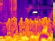 Wärmebilder von der Fanmeile: Wie heiß sind Jogis Jungs wirklich?