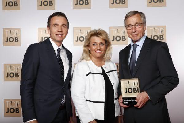 Erfolgsfaktoren Flexibilität und Unabhängigkeit: Kübler ist Top Job Arbeitgeber 2014