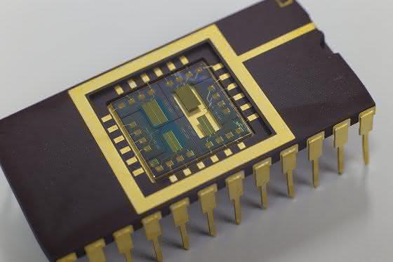 Öl-Test-Chip: Mikro-Sensoren überwachen Flüssigkeitseigenschaften