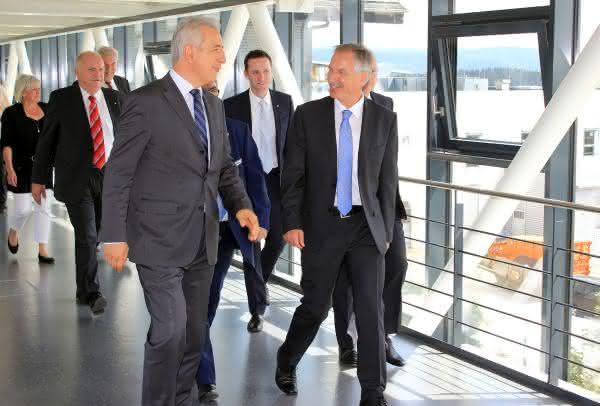 Elektronik-Standort seit 2012 massiv erweitert: Turck erweitert Produktionskapazitäten in Beierfeld