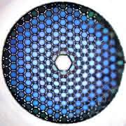 Neue Lichtwellenleiter: Hohle Glasfasern für UV-Licht