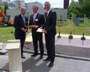 Führender Standort in der Silanforschung: Evonik investiert in neues Forschungszentrum