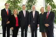 Neuer Vorstandsvorsitzender des Forschungszentrums Jülich: Prof. Marquardt trat Nachfolge von Prof. Bachem an