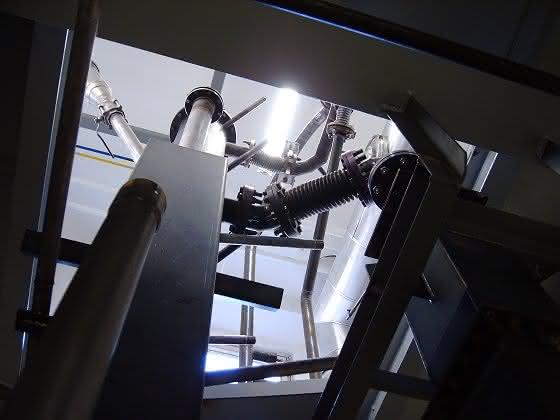 Dual-Fluid-Wirbelschichttechnologie: Energie aus Abfallstoffen
